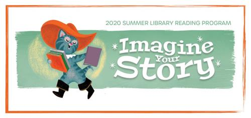 2020 Summer Library Reading Program: Imagine Your Story
