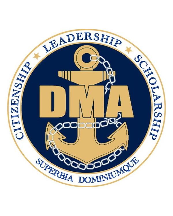 Delaware Military Academy logo