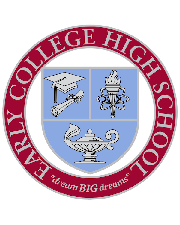 Early College High School at Del State logo