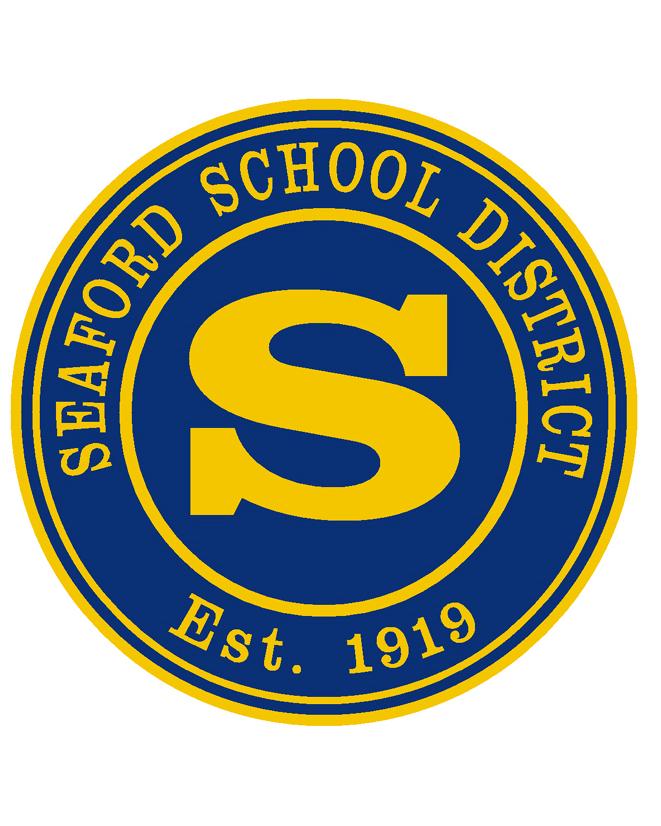 Seaford High School logo